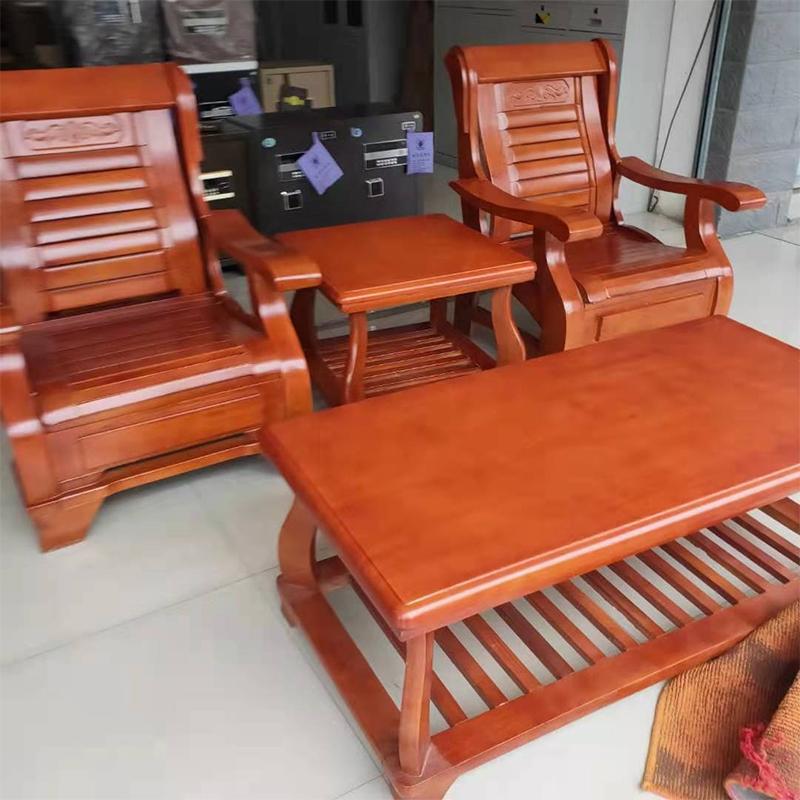 30-实木沙发