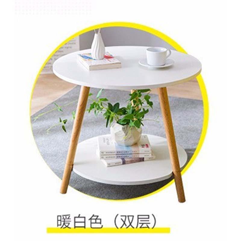 50-双层圆型茶几