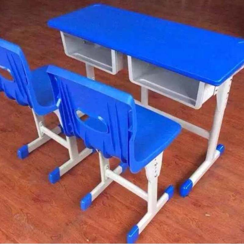 62-双人学生课桌椅