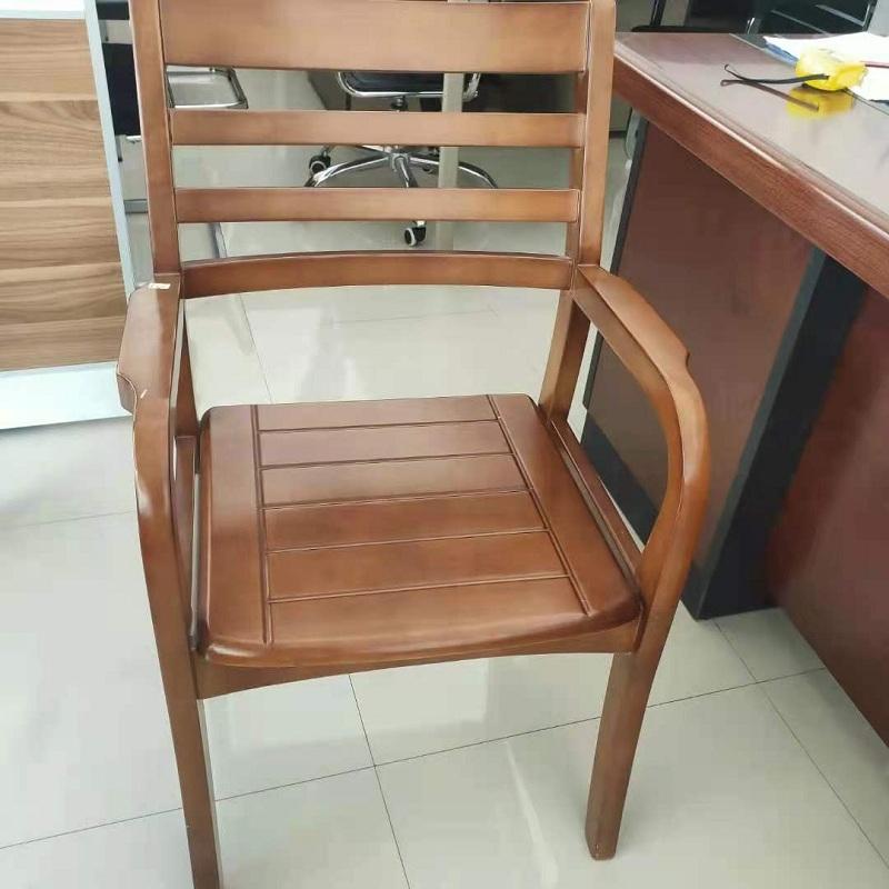 104-实木椅 办公椅 带扶手
